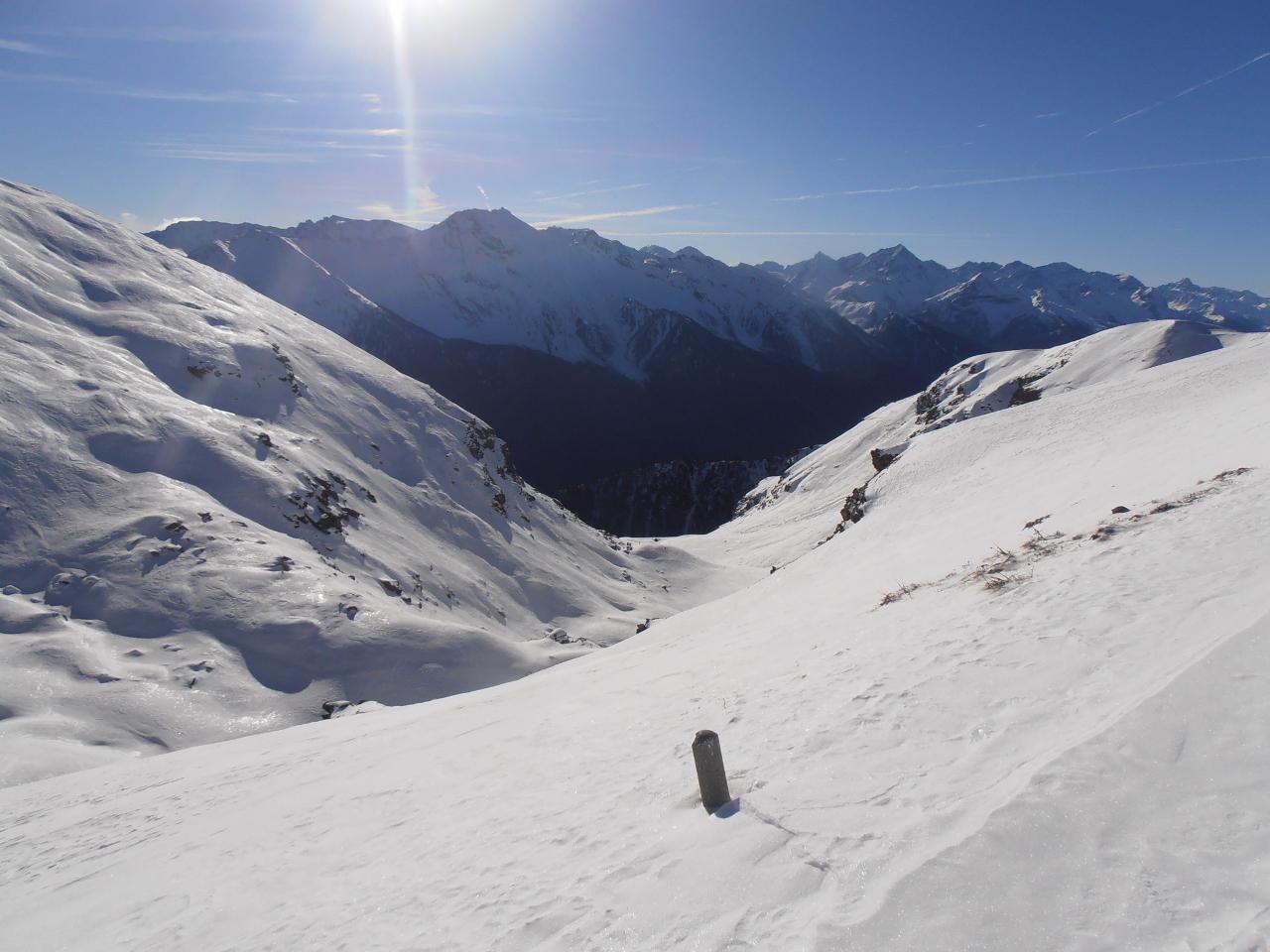 07 - verso la Val Chisone dal Caserma del Gran Serin