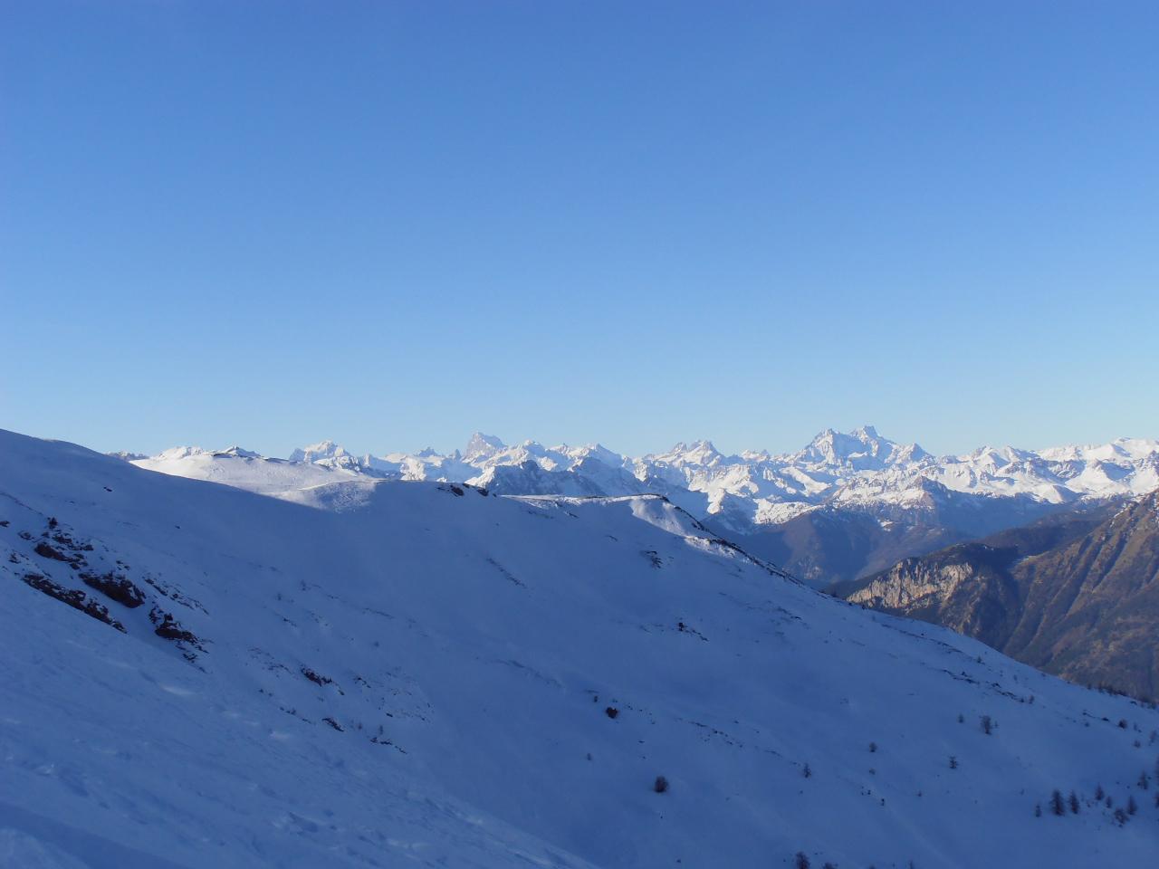 05 - uscendo dal freddo versante nord della montagna