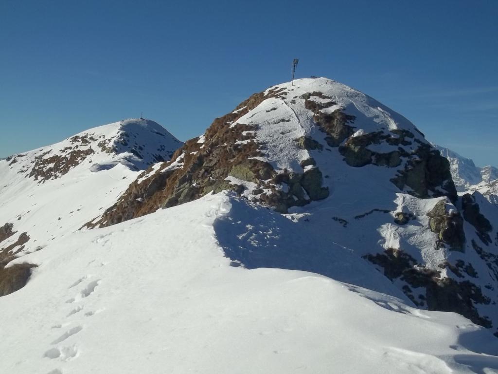 Massone (Monte) dall'Alpe Quaggione 2014-12-26