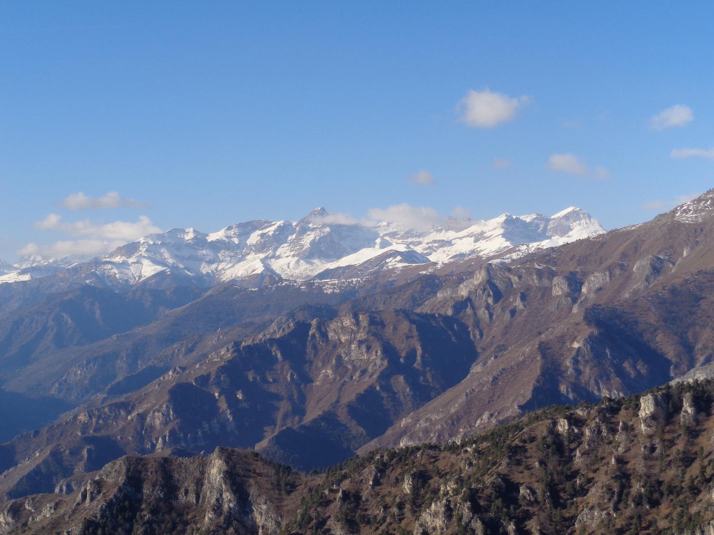 bei panorami sull'alta valle