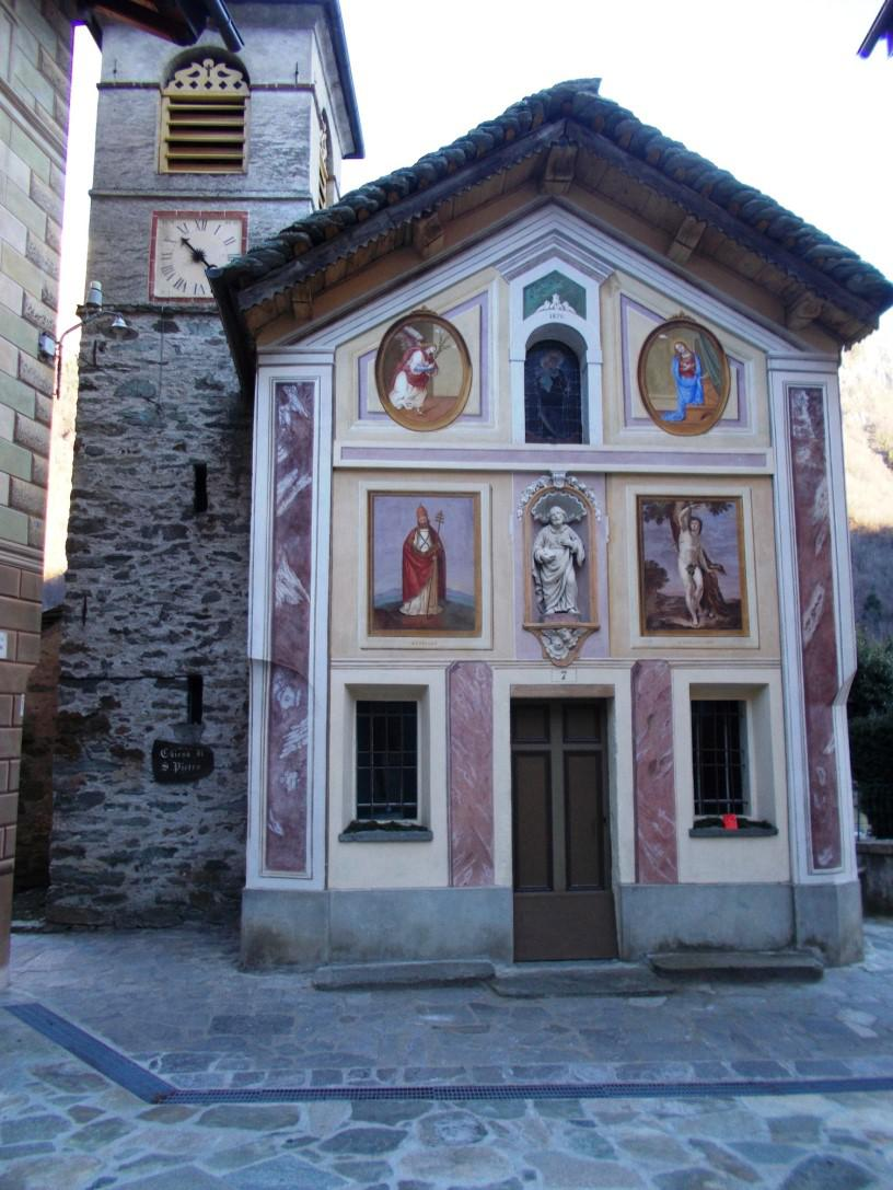 La Chiesa di Rusa