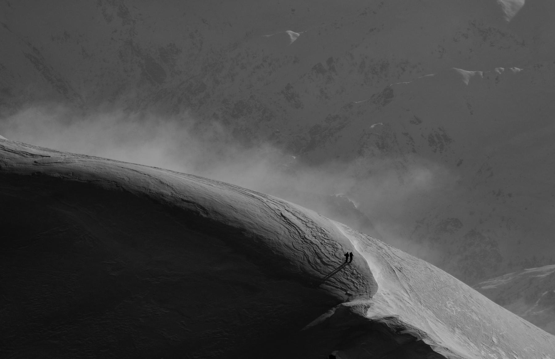 Tempesta (Punta), Punta Sibolet, Monte Tibert dal Santuario San Magno, anello 2014-12-26
