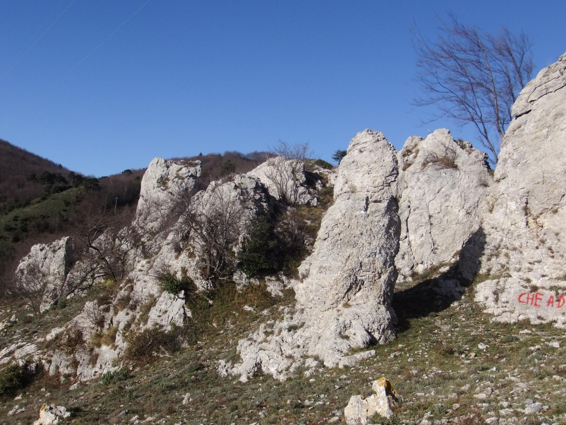 Gendarmi di pietra