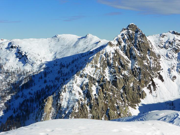 Rocca dell'Aquila e M. Giobert