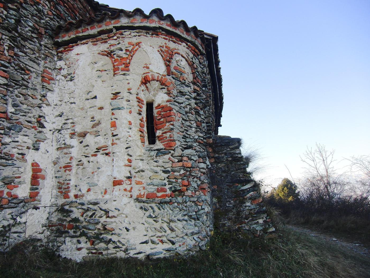 Particolare chiesa