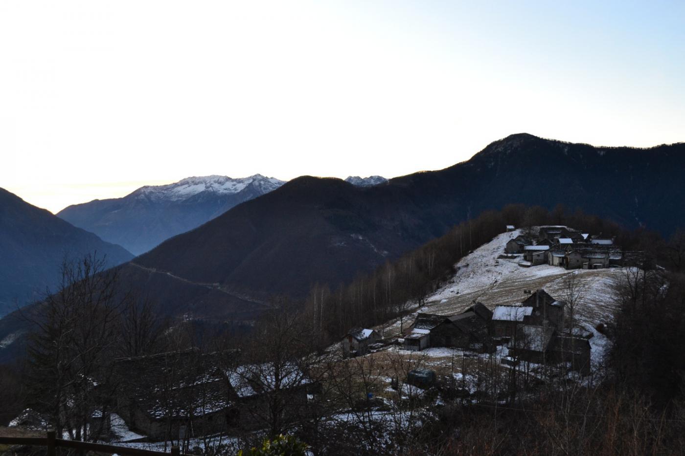 Alpe Aulamia (1057 m)