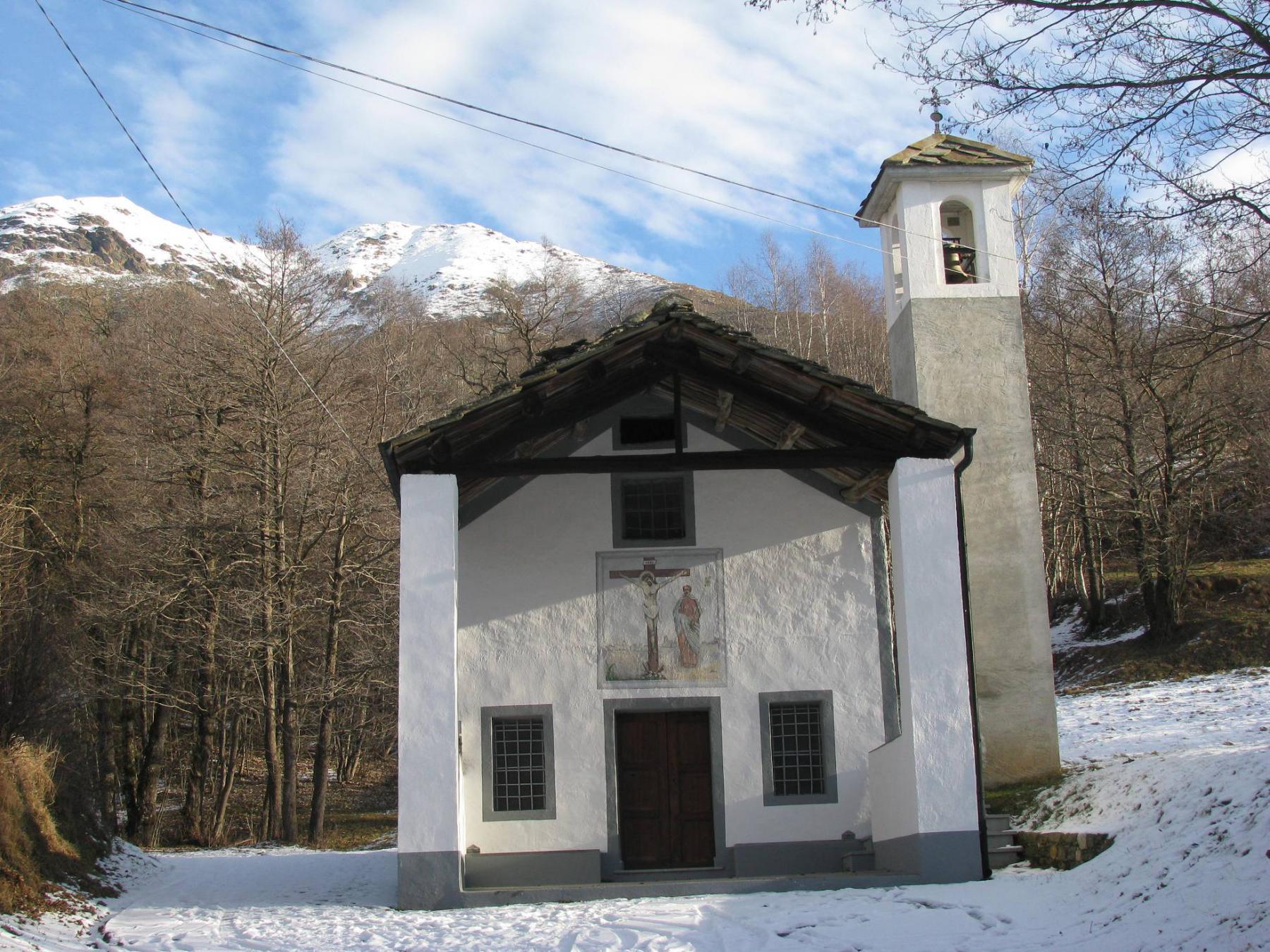 Chiesetta Santa Croce