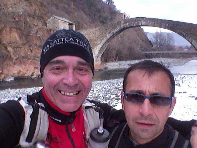 Ponte del Diavolo...al freddo..