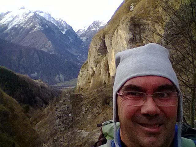 Selfie nel Vallone