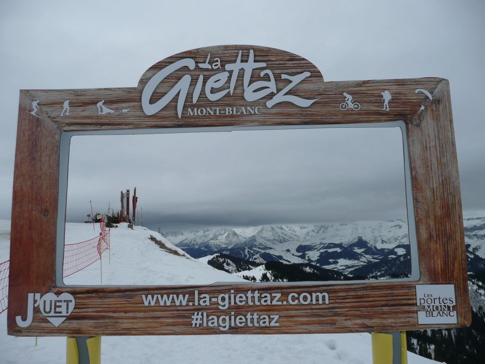 ma il Mont Blanc dov'è?