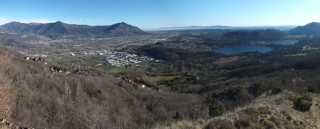 Laghie e bassa Val Susa
