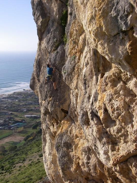 scalando all'Eldorado di M.Moneta