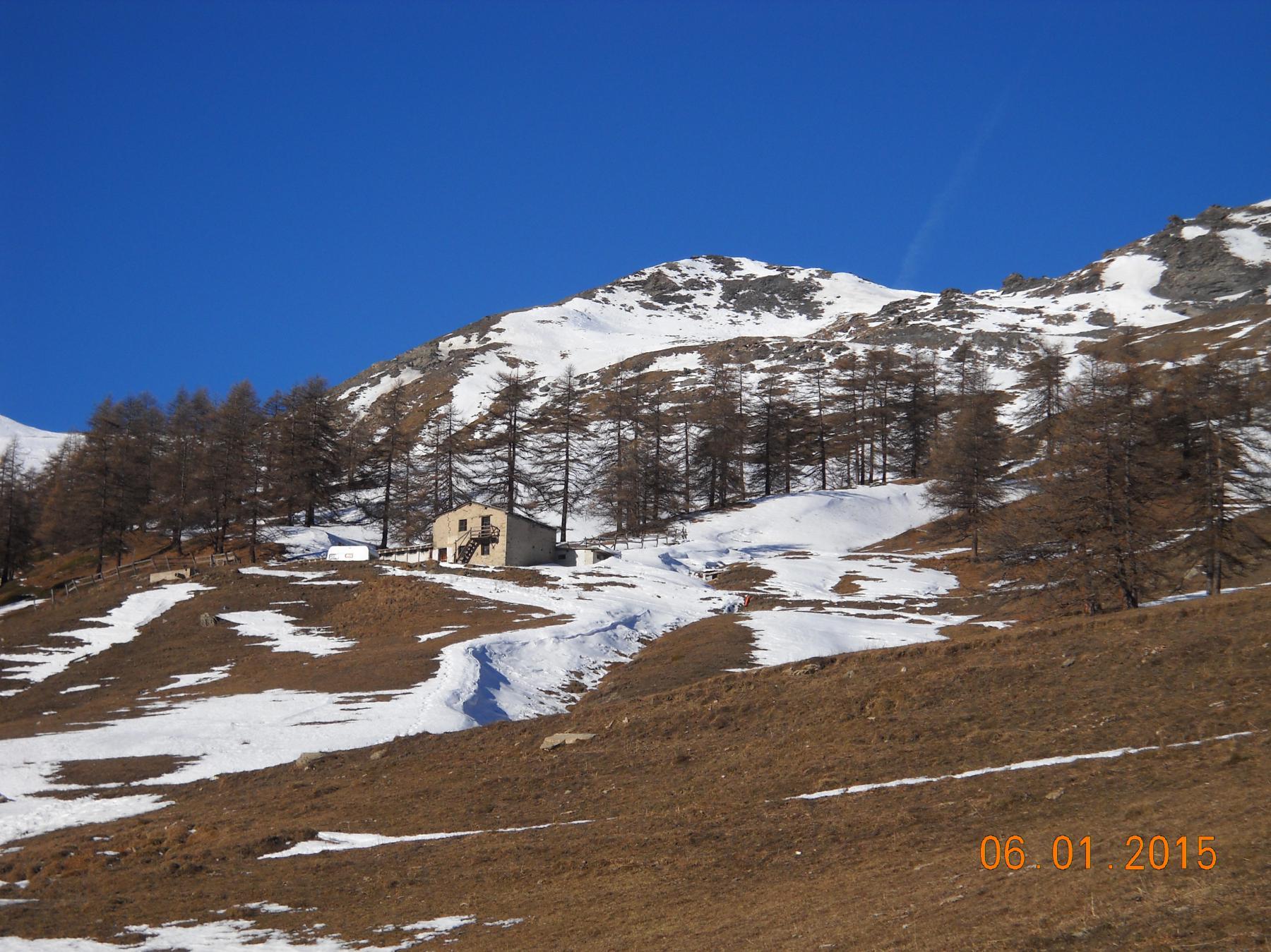 Alpe di Brunis o Bruns 2143mt.
