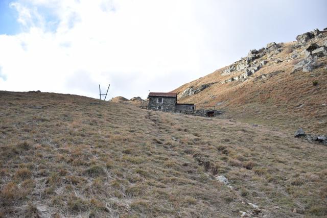 Gava (Passo della) e Rifugio Gilwell dai Sambuco, anello 2015-01-07