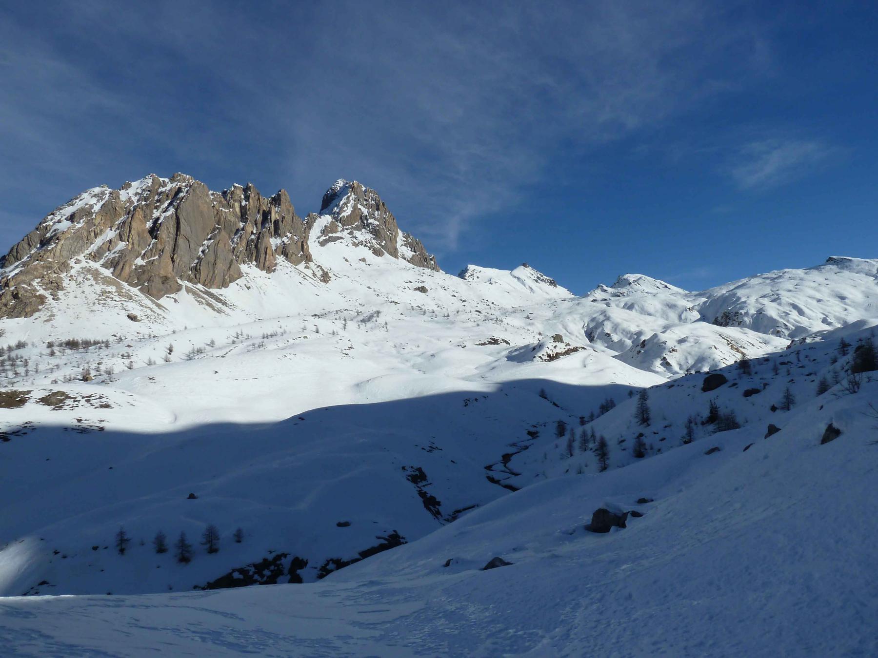Sempre bella la Val Maira
