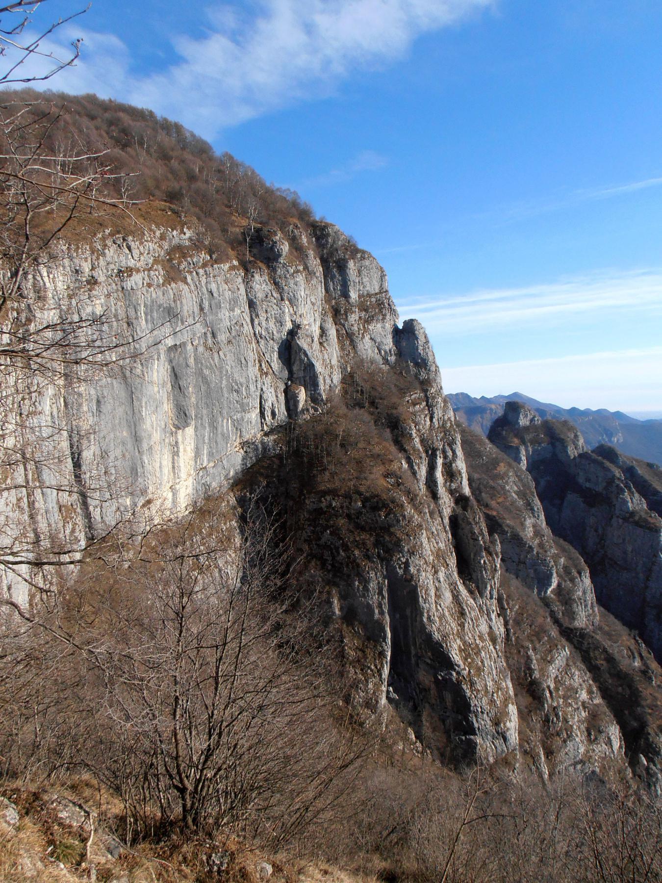 Coltignone (Monte) da Rancio, anello 2015-01-11