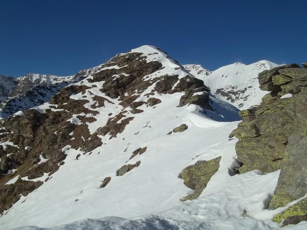 Costigliole (Monte) da Prà del Torno, anello per il Colle Chiot del Cavallo e l'Alpe Sella Vecchia 2015-01-11