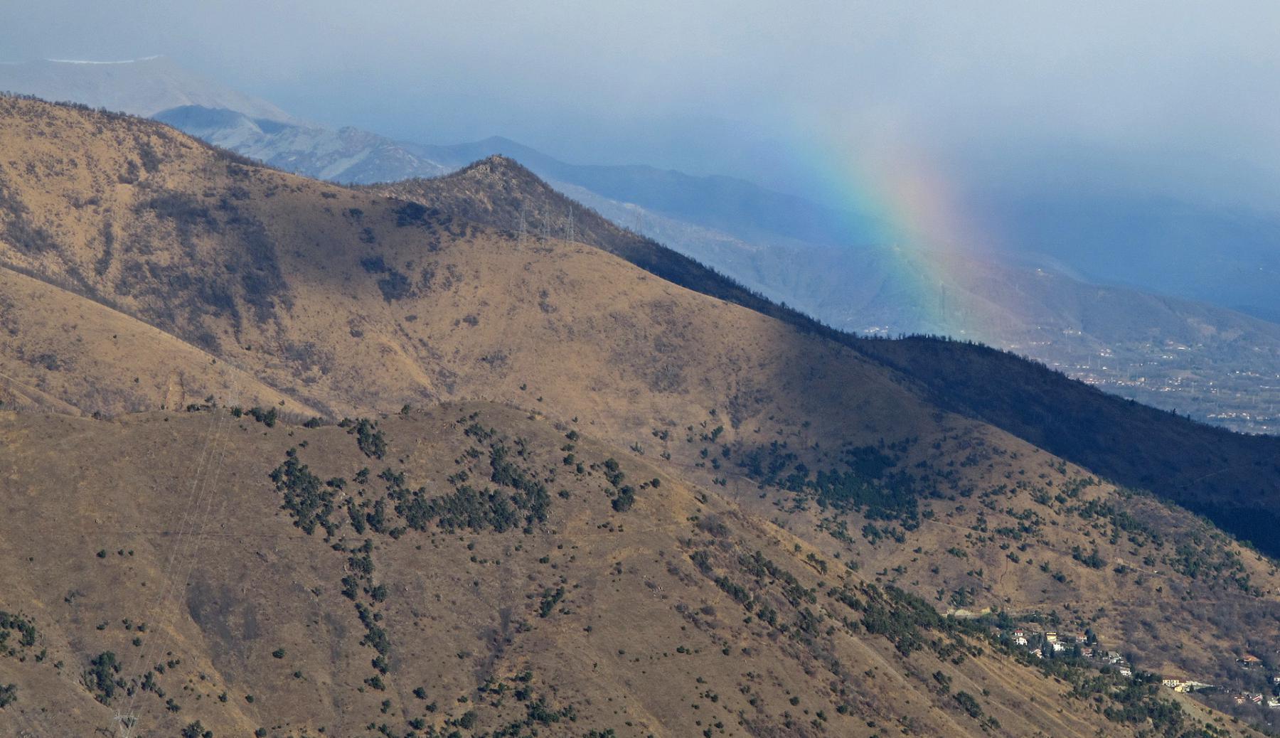 Musinè (Monte) da Trucco di Brione per la cresta Nord 2015-01-11