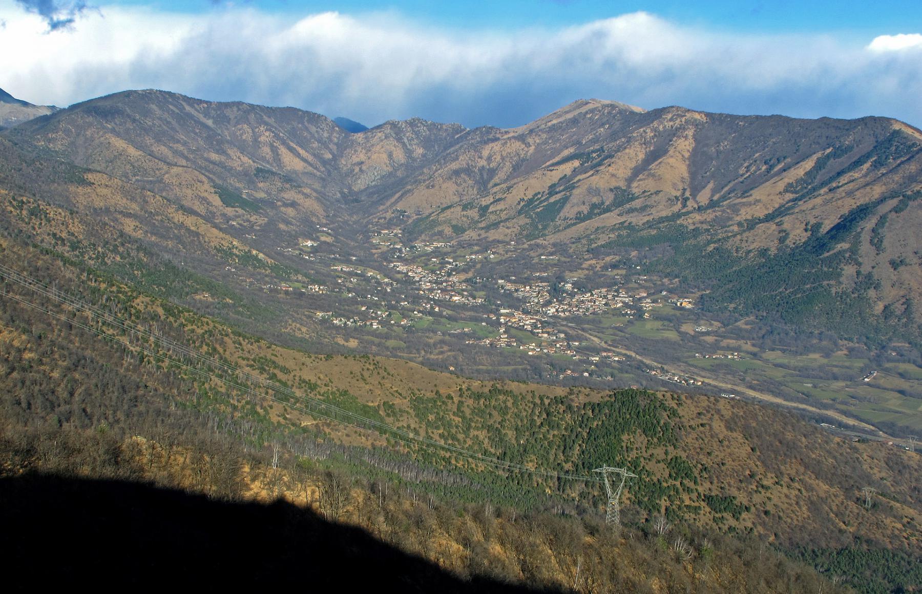 Val della Torre e le sue Montagne