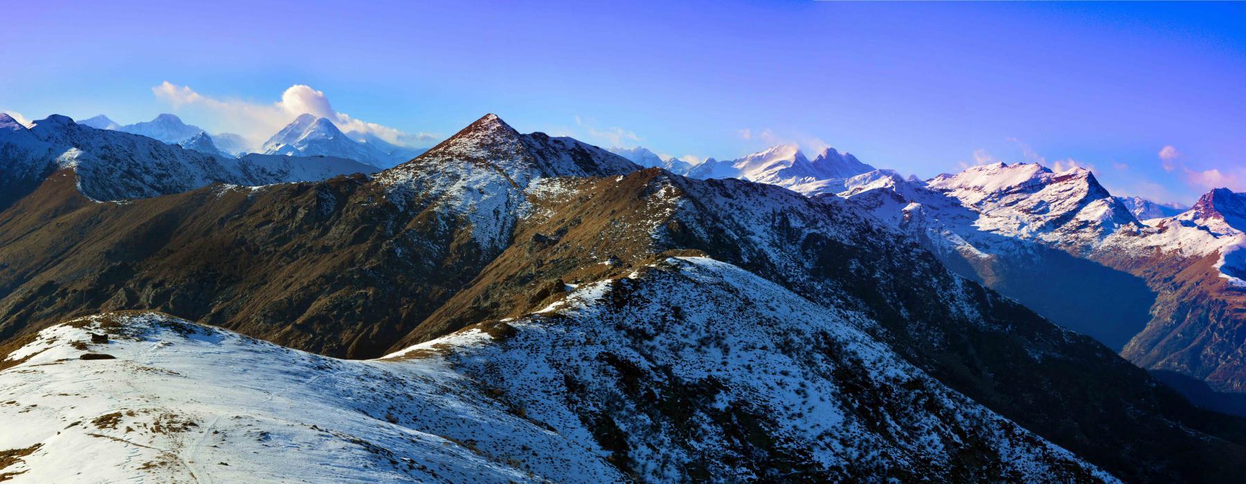 Monte Soglio Panoramica