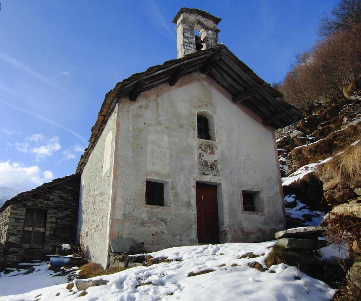 Cappella a Cappia