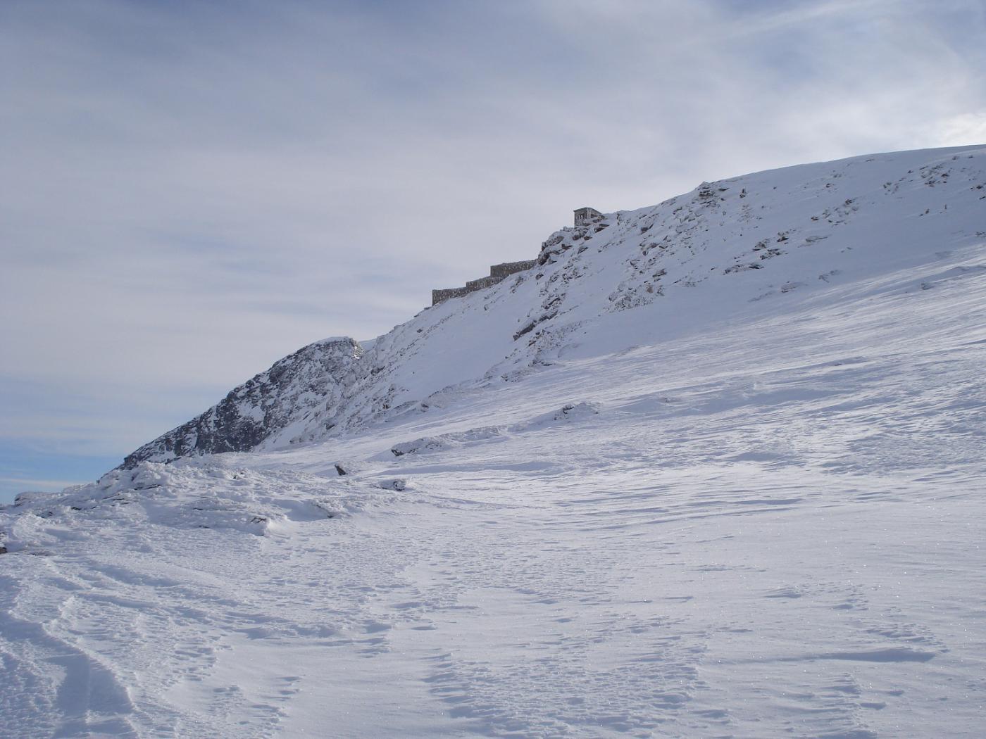La casermetta della cima