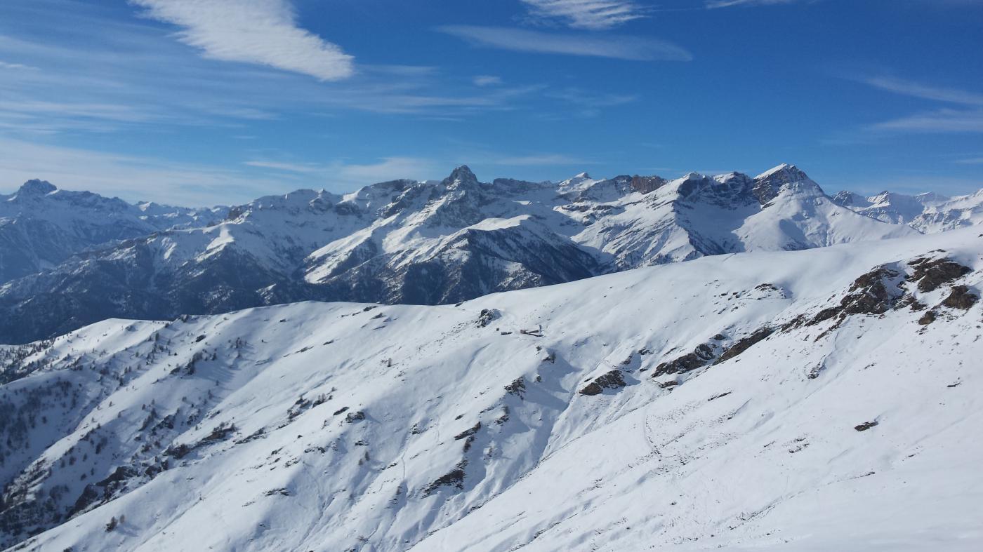 una panoramica su Chersogno, La Marchisa e il Pelvo