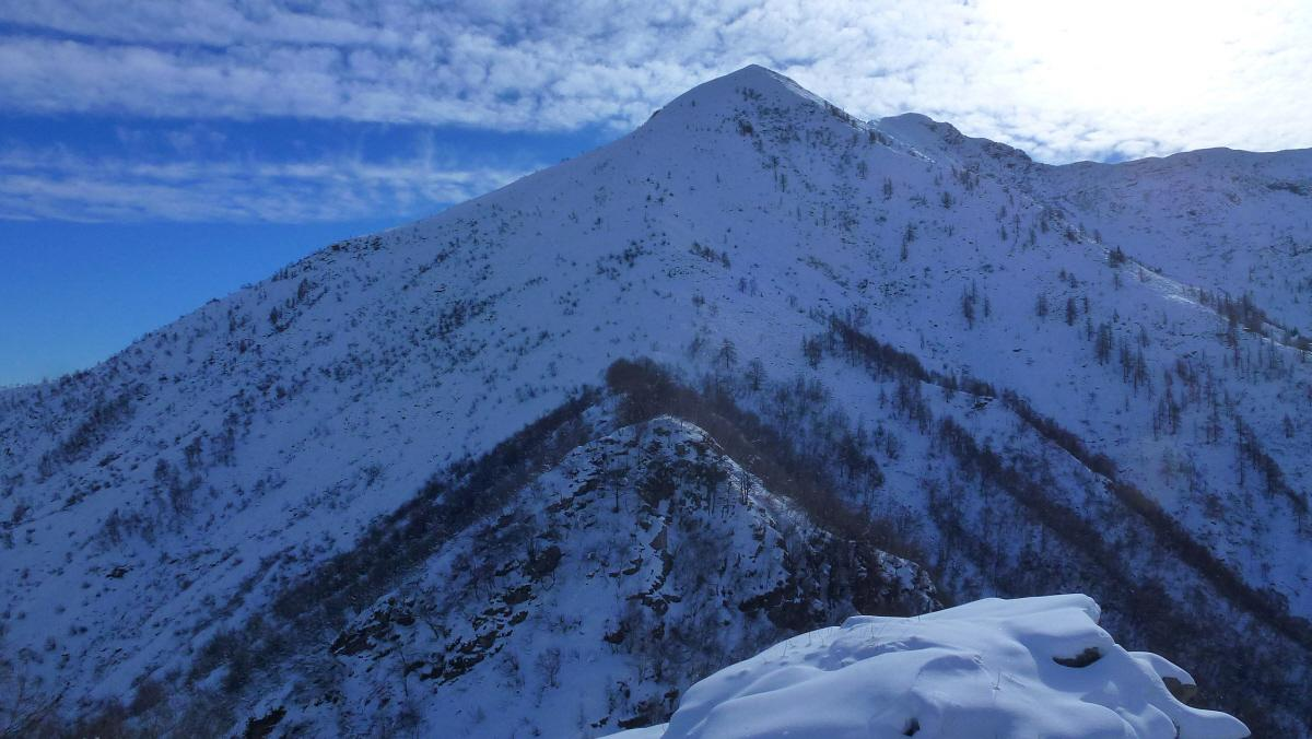 cimeron dal Der del Mont
