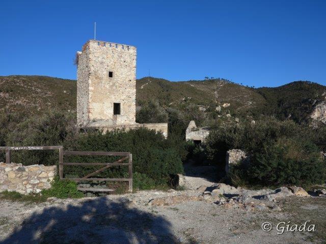 La Torre di Punta Crena