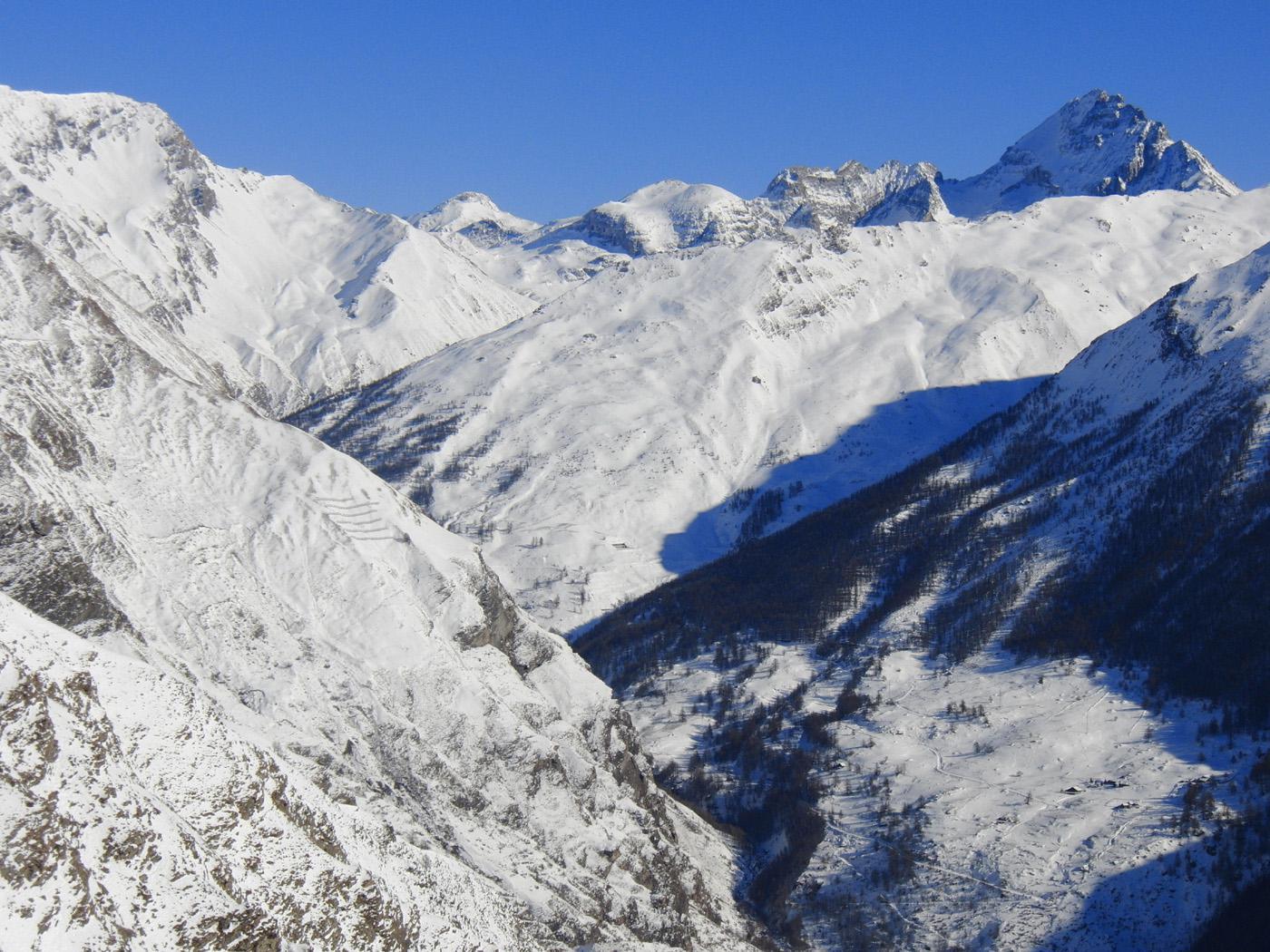 Condiz. alta valle di Rochemolles