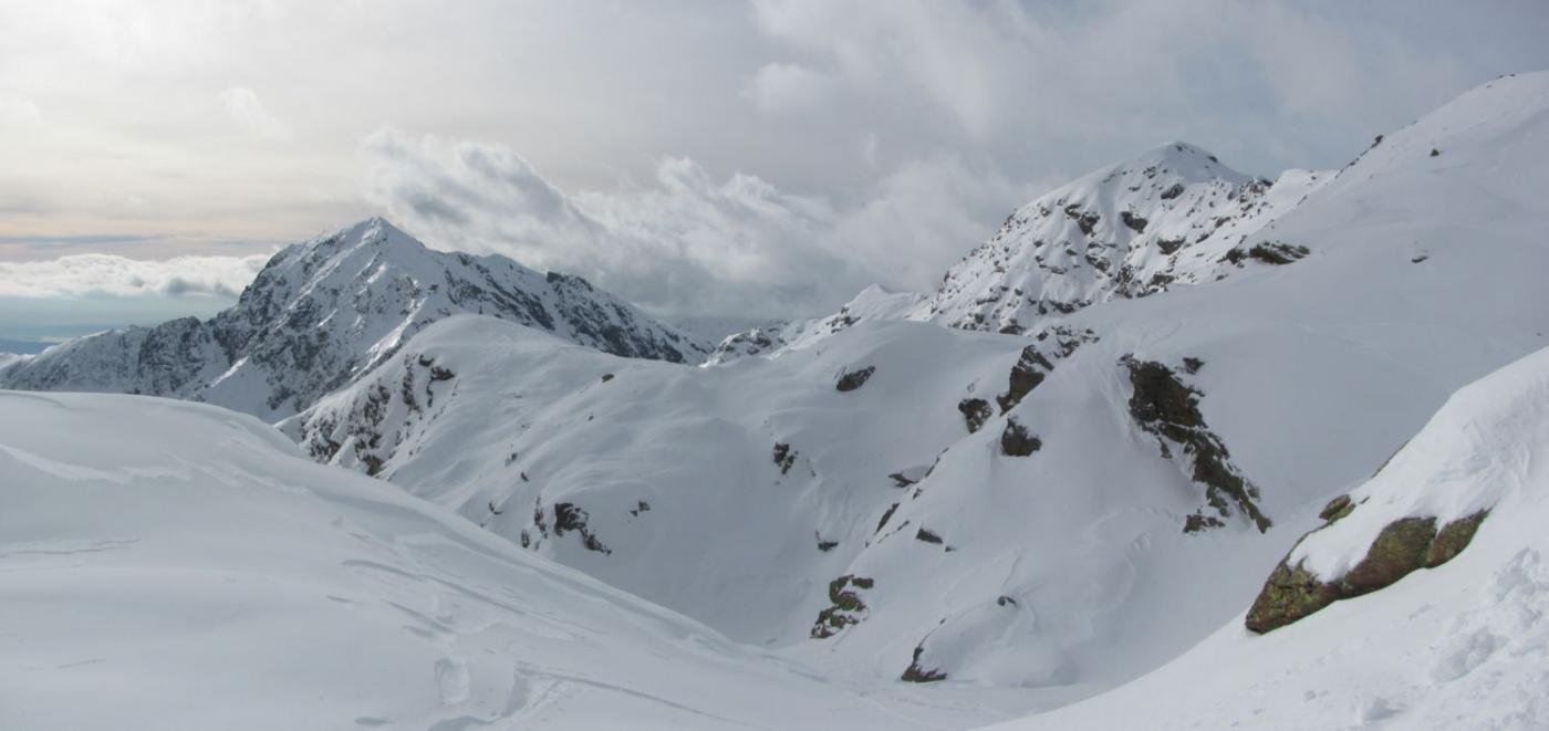 Mucrone e Monte Rosso