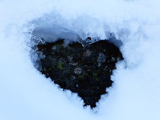 ...cuore di ghiaccio