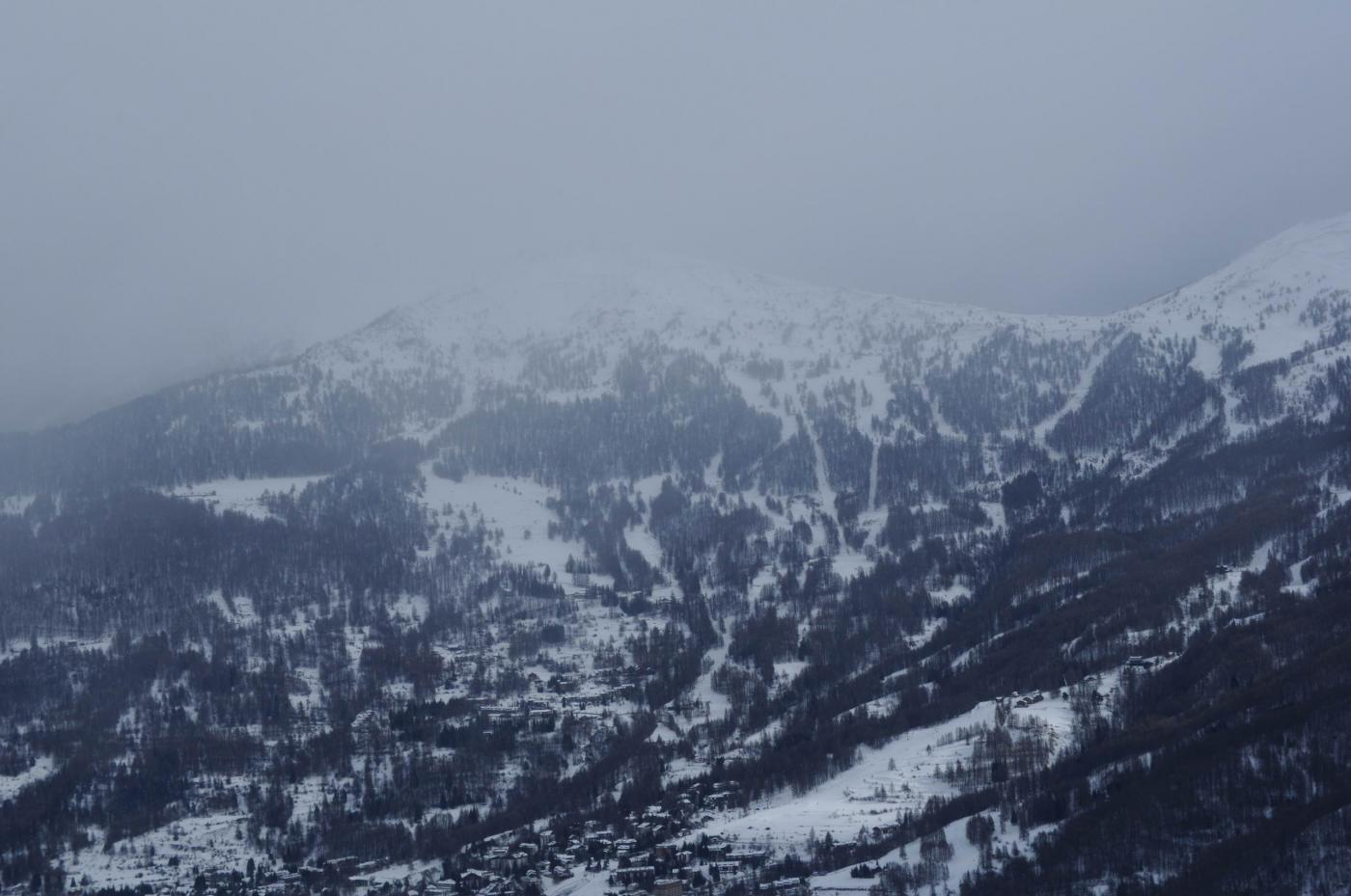 panorama sul Genevris