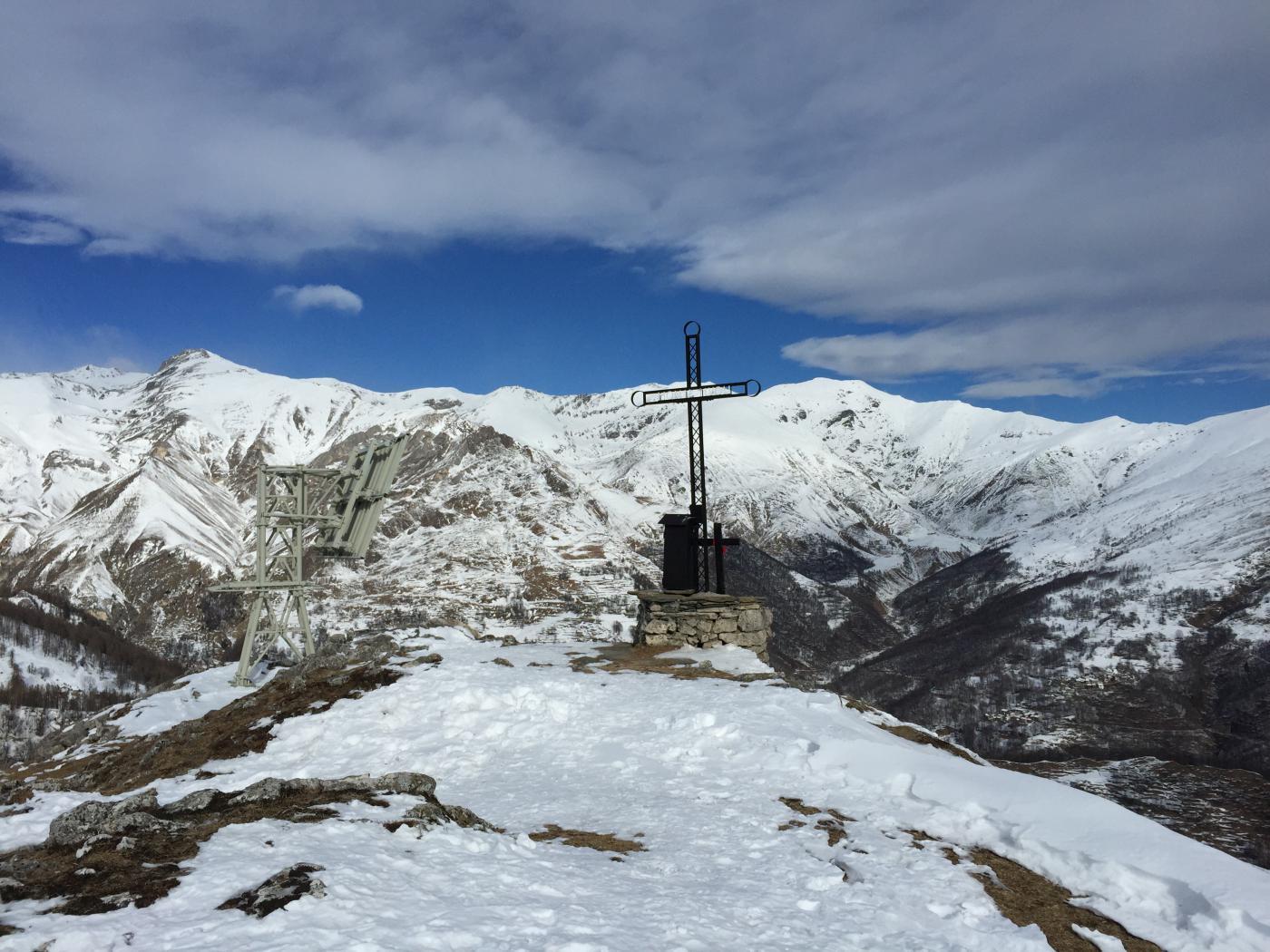 Croce del monte Tivoli