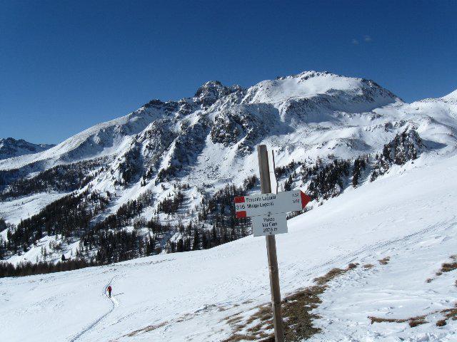 A Passo Val Cion