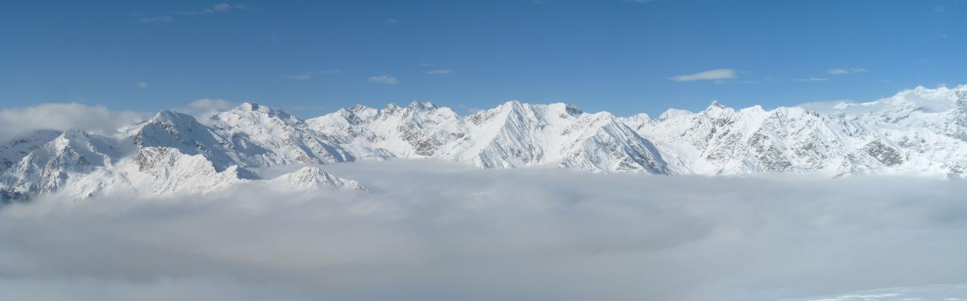 panorama verso la Valsesia