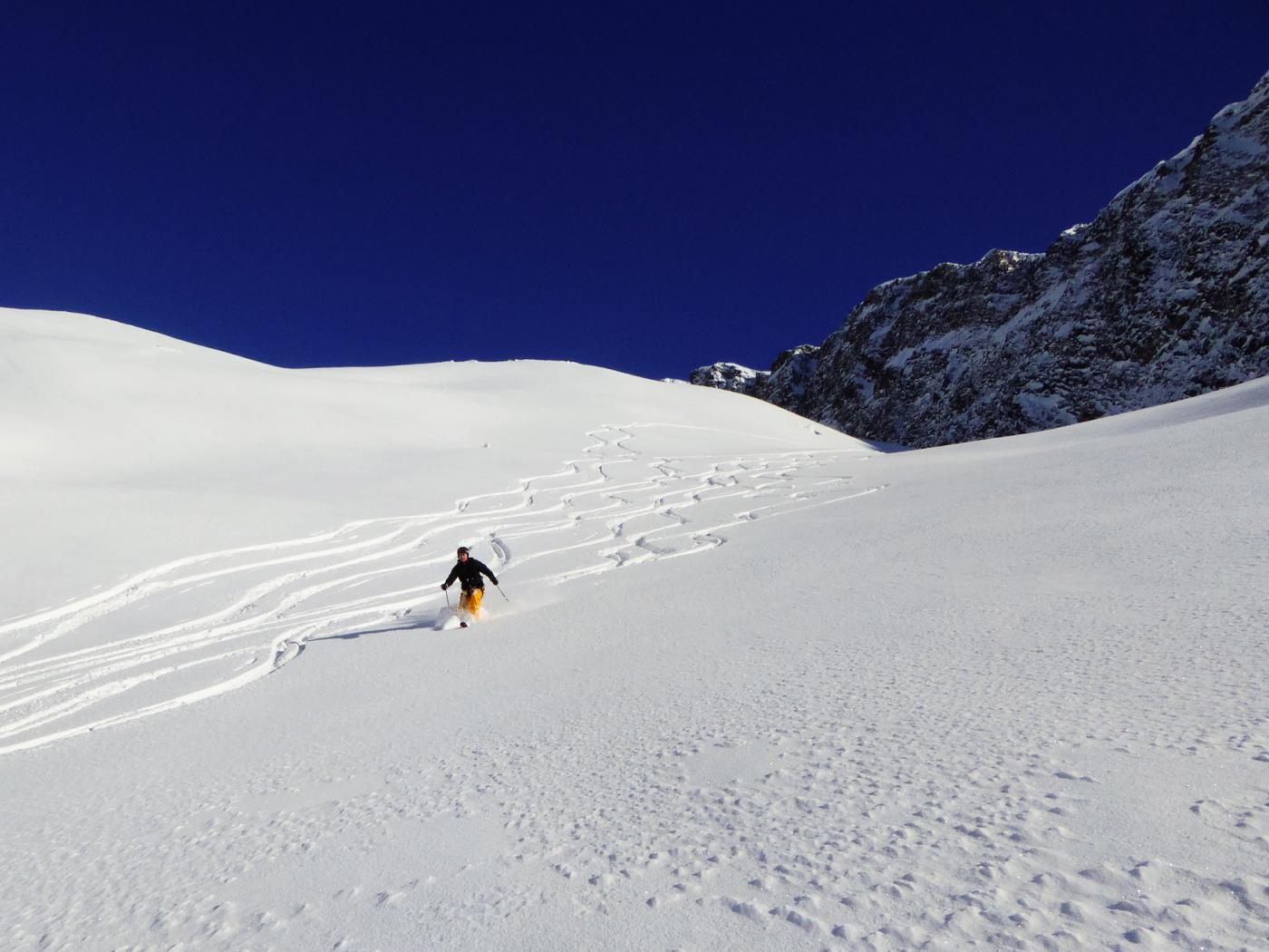 Indren Vallone di Salza 2015-02-07
