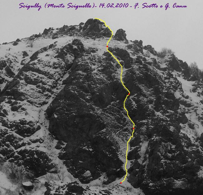 Sciguello (Monte) Scigully 2015-02-08