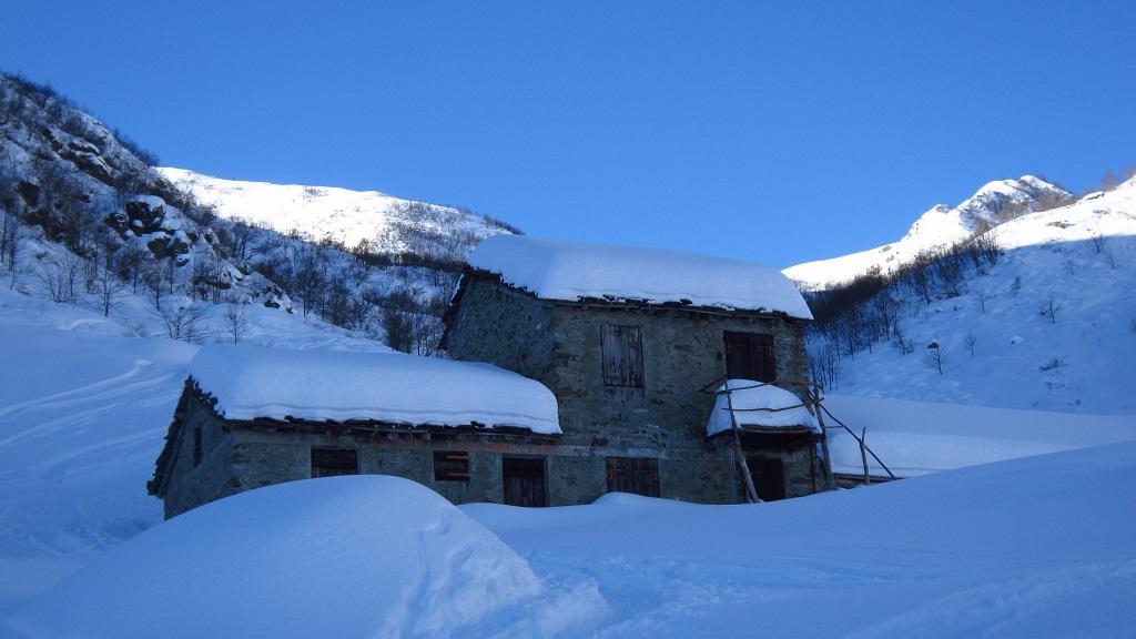 Alpe Pian Luvas