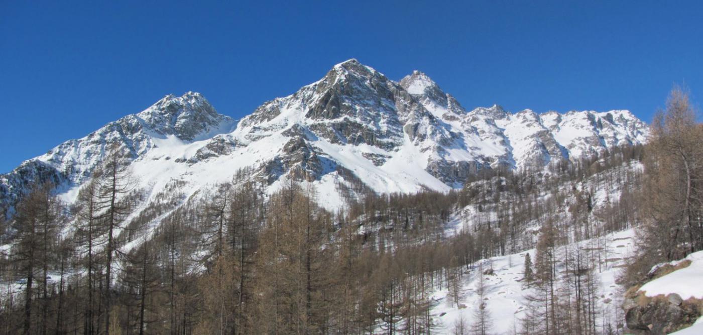 Monte Croce e Gran Tournalin
