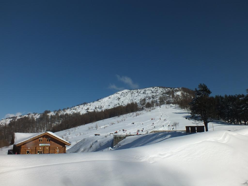 Il Monte Arpone dal Colle del Lys