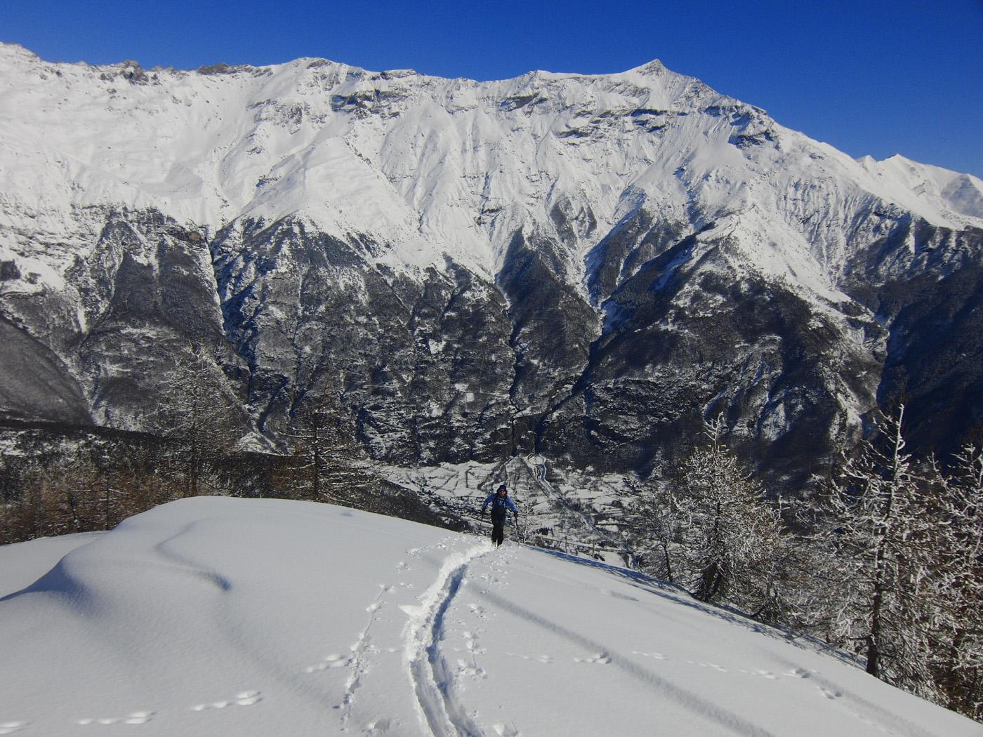 Sfondo Susa-Rocciamelone