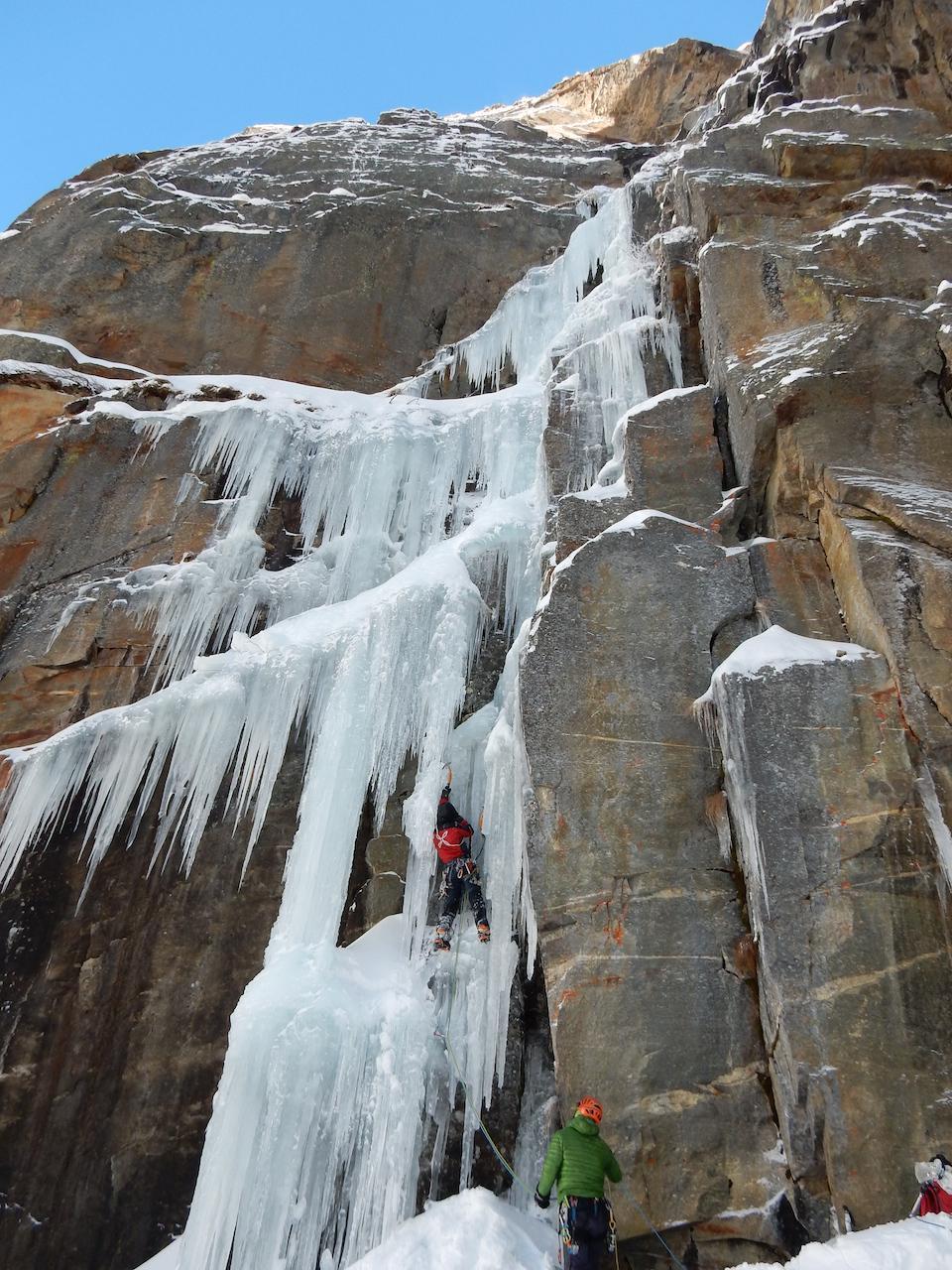 condizioni ghiaccio