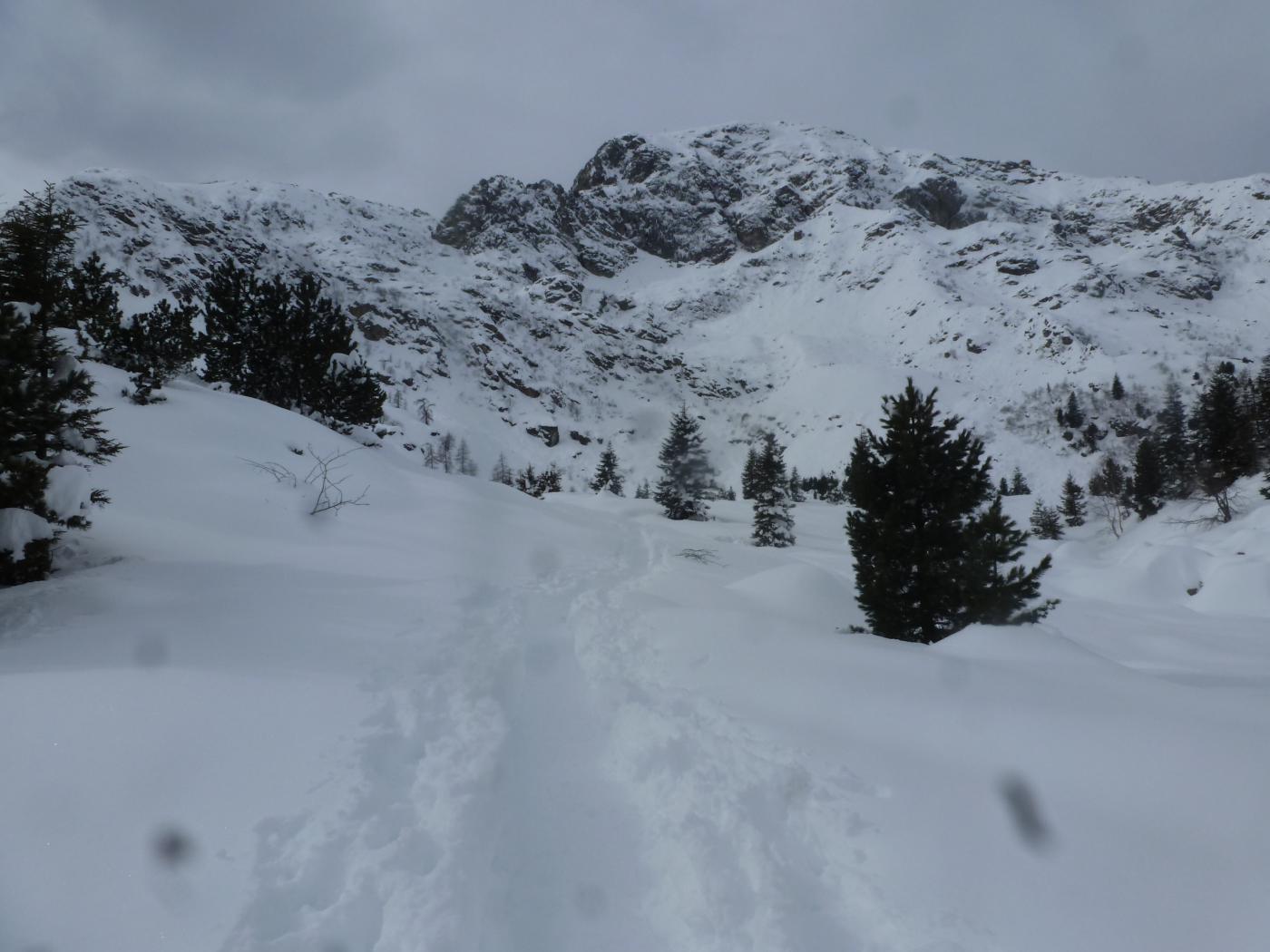 tanta neve