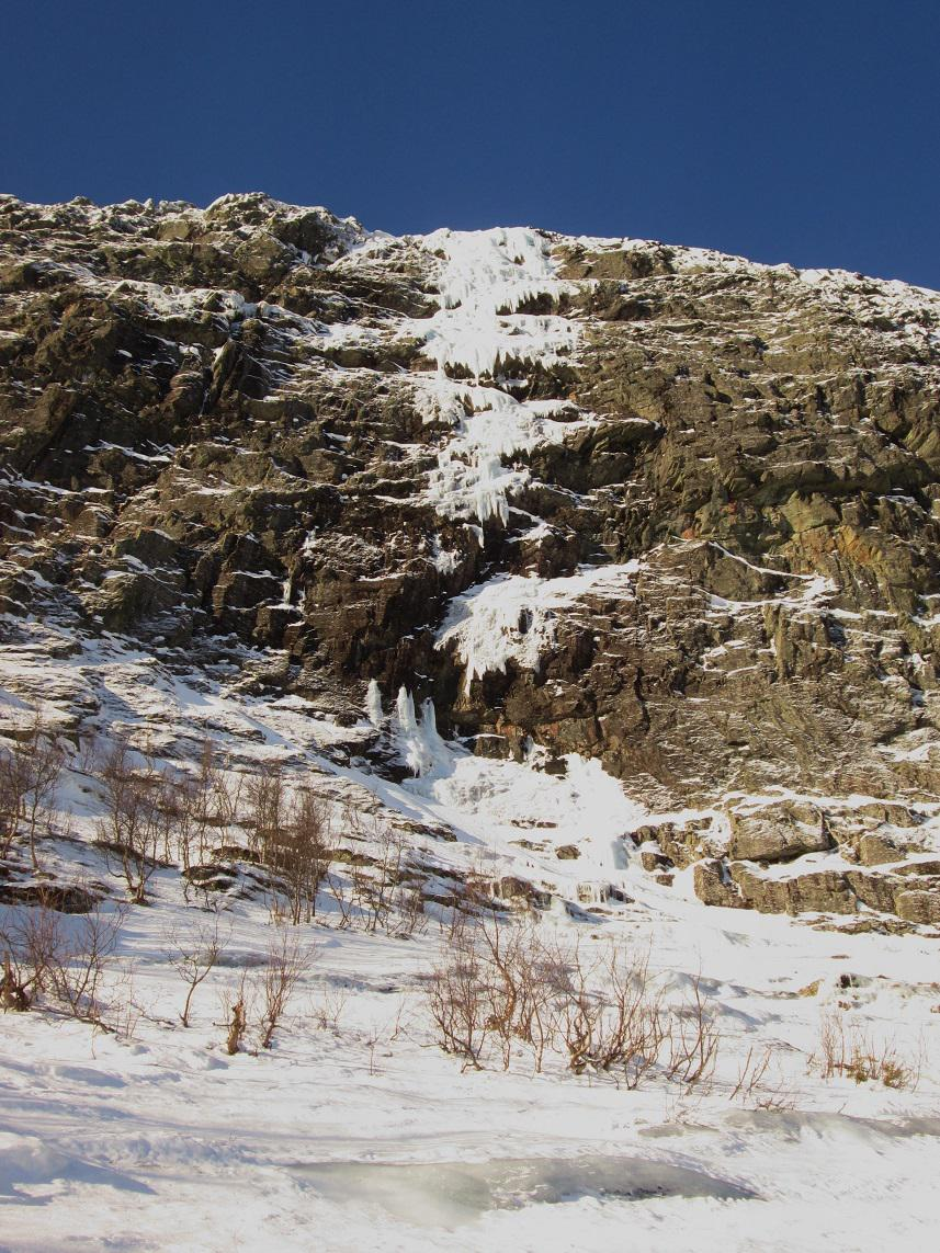 Hemsedal, Ski area Tottenveg, Reunion 2015-02-24