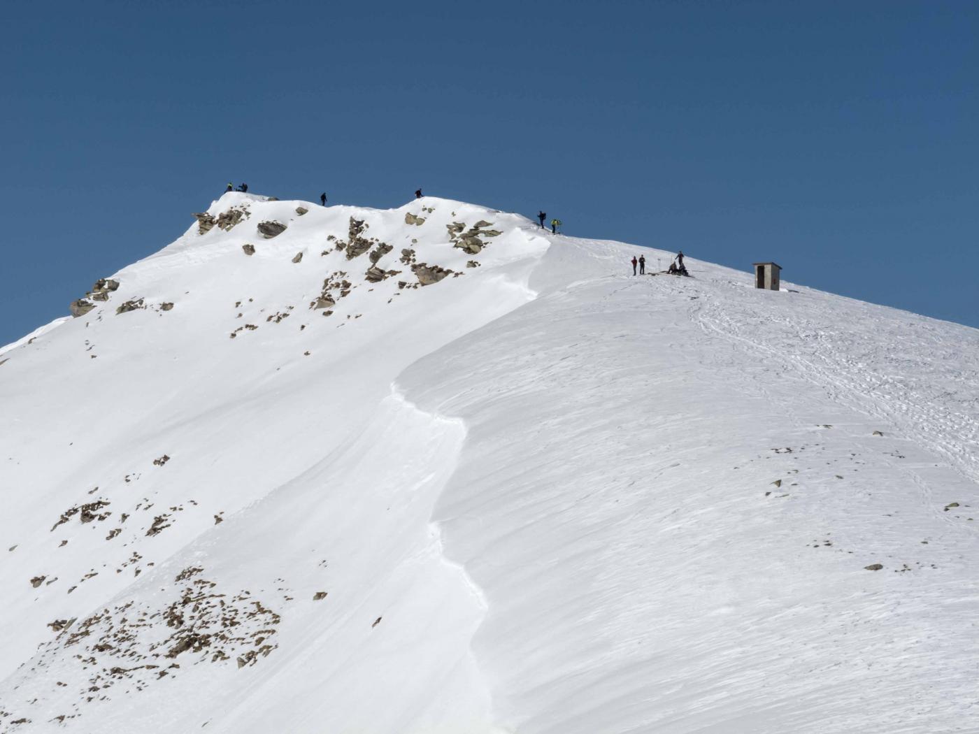Monte Aquila dal Bivacco