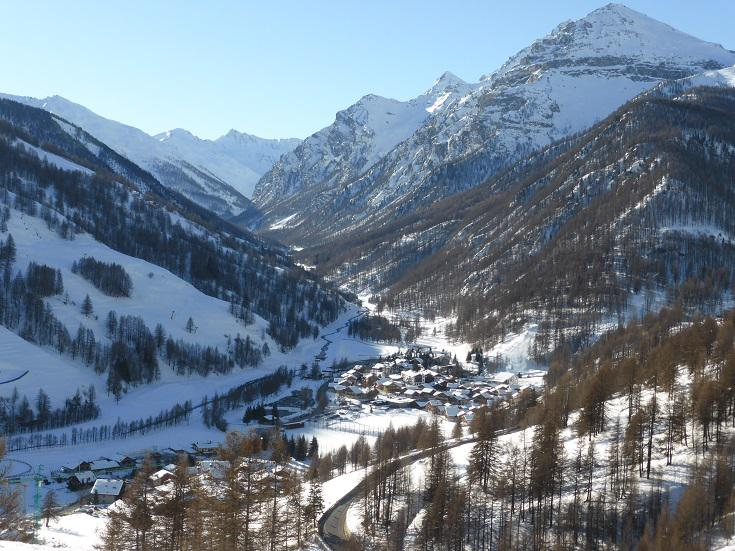 Val Troncea