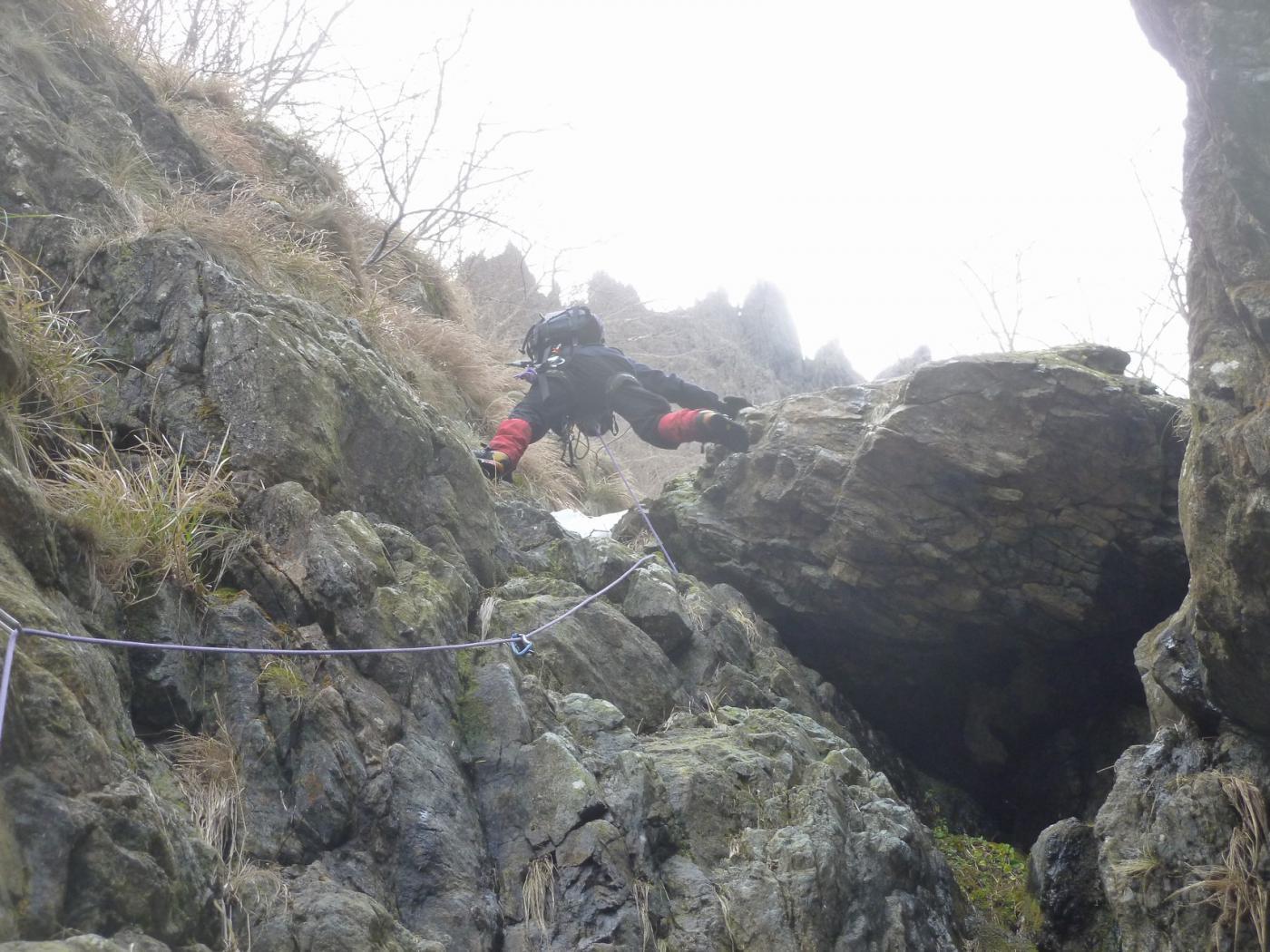 Faiallo (Monte) Canale Nord 2015-02-27