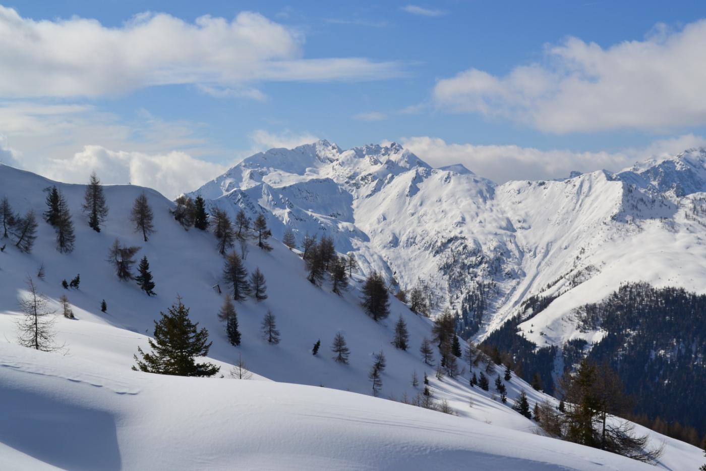 verso il Monte Ponteranica