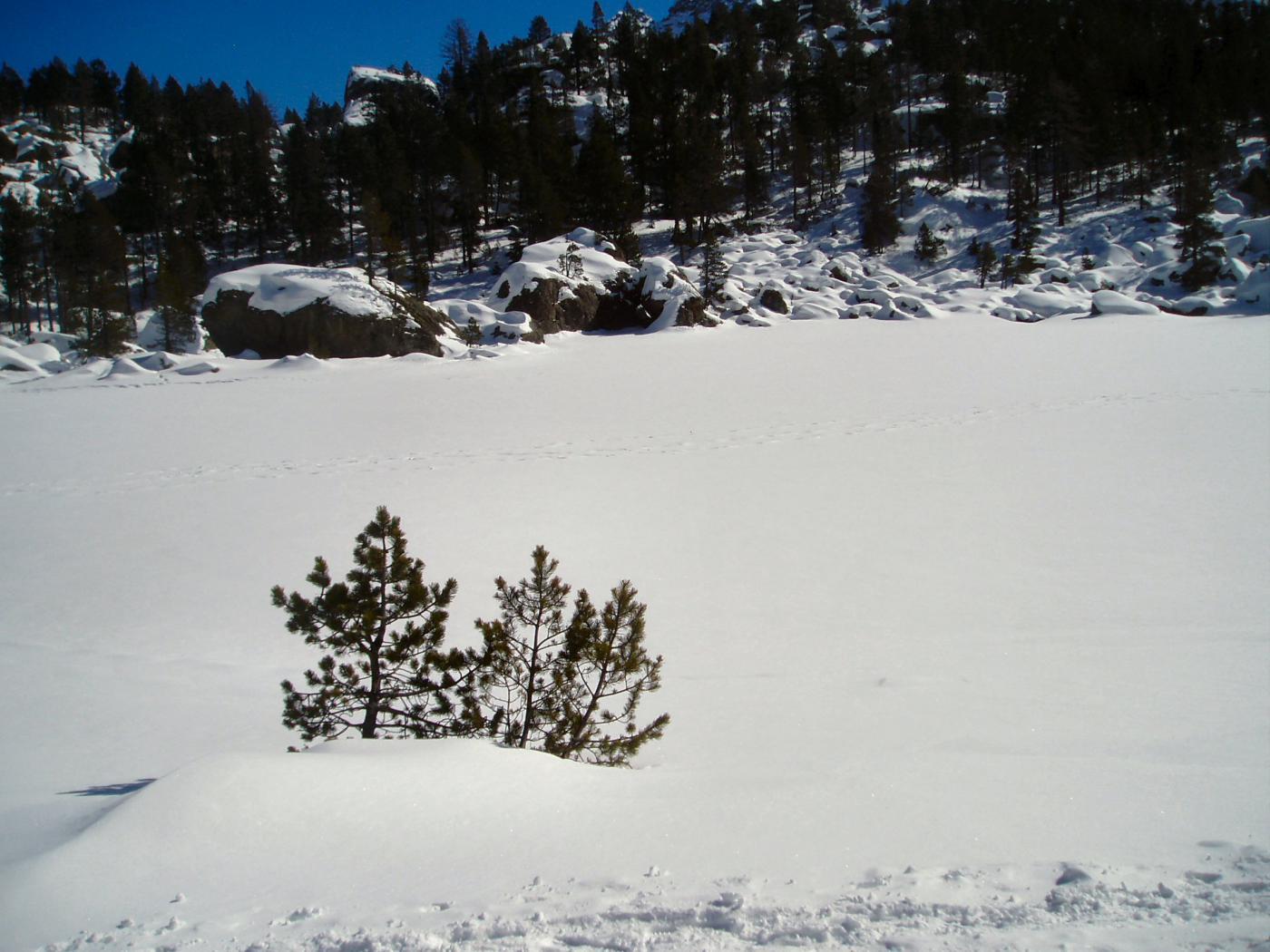 il lago servaz
